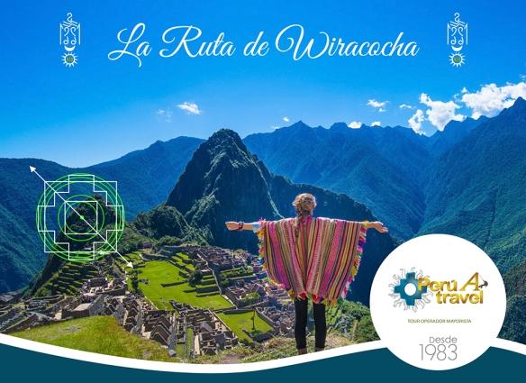 RUTA DE WIRACOCHA 2016 Peruatravel