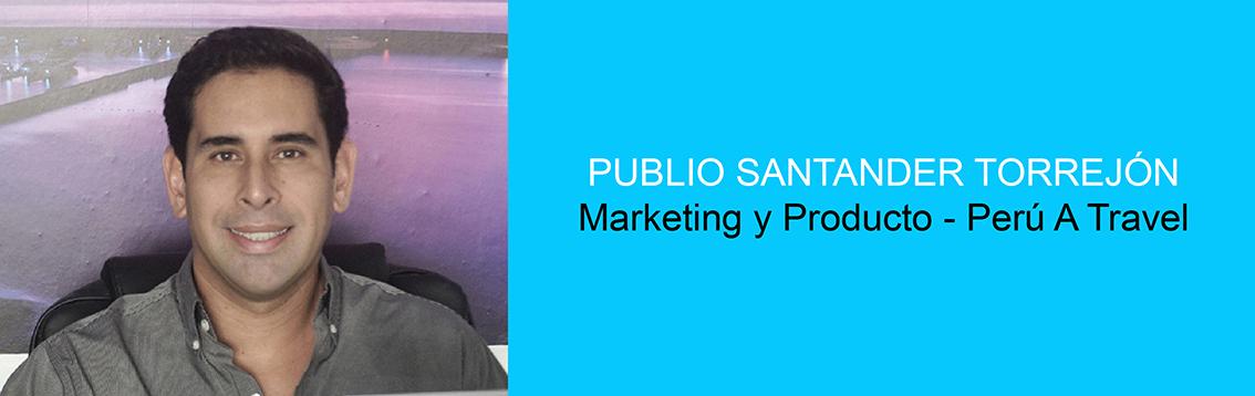 Publio Santander Peru A Travel