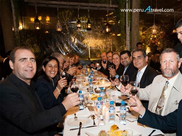 Museo Larco cena restaurante peruatarvel
