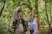 jungle walk Supervivencia peruatravel